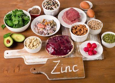 zinc food source