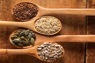 sesame flax seed