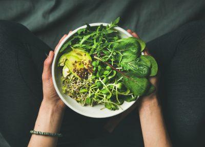 green vegan diet