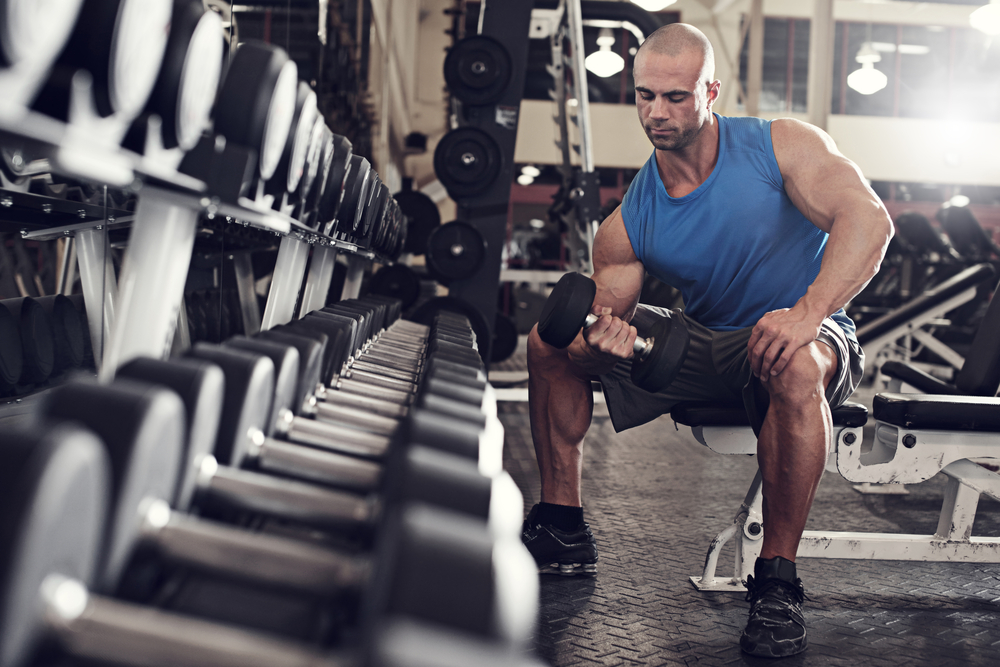 Is it possible to build muscle with low testosterone?