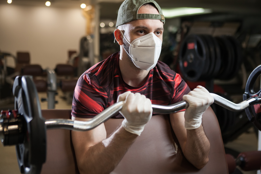 The Inner Workings of a Workout During the Coronavirus Pandemic
