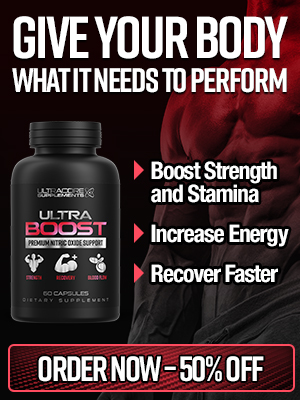 Ultra Boost NITRIC OXIDE BOOSTER
